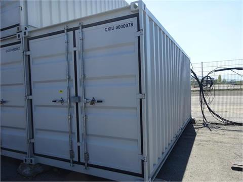 1 Lagercontainer * 20FT - CXIU0000078