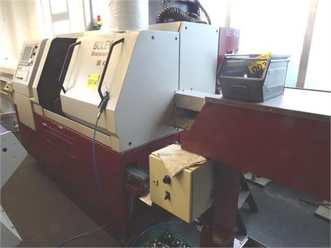 CNC Drehmaschine, BOLEY Evoluturn BE 42 - passend zu Kat Nr. 15