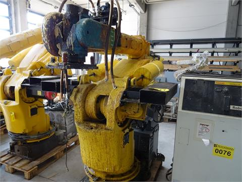 Industrieroboter FANUC S-420IF